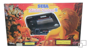 SEGA Master System II Lion King Box [Germany]