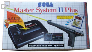 SEGA Master System II Plus Box [France]