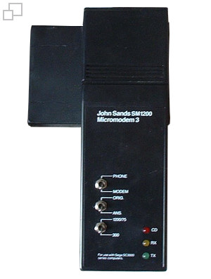 John Sands SM1200 Micromodem