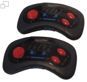 QuickShot Wireless Game Controller
