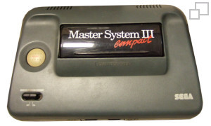 PAL-M TecToy Master System III Compact