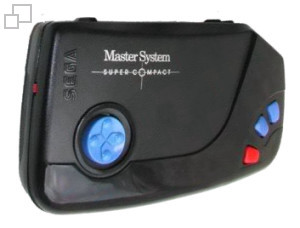 PAL-M TecToy Master System Super Compact