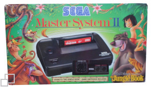 SEGA Master System II Jungle Book Box [UK]